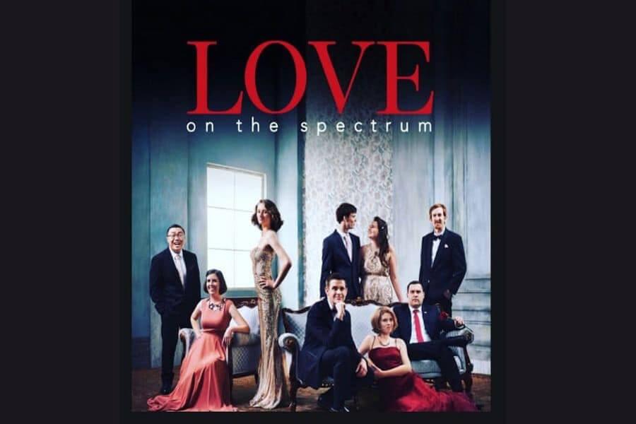 Love on the spectrum cast