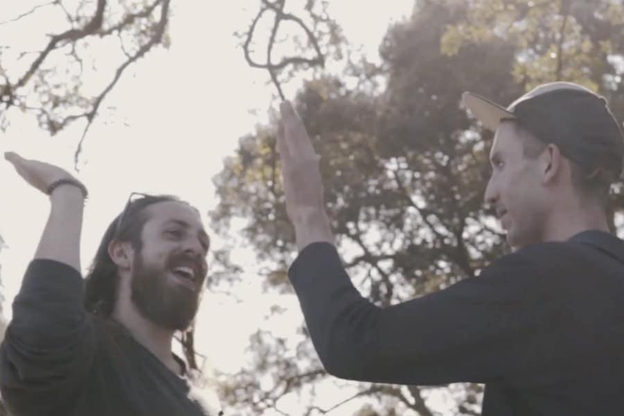 Adam and Trent