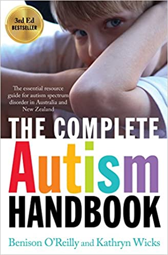 The Complete Autism Handbook, 3rd edition book cover
