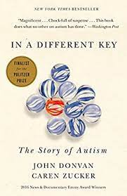 In a Different Key: The Story of Autism book cover