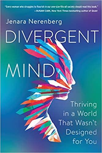 Divergent Mind book cover