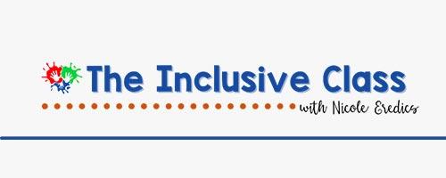Inclusive class logo