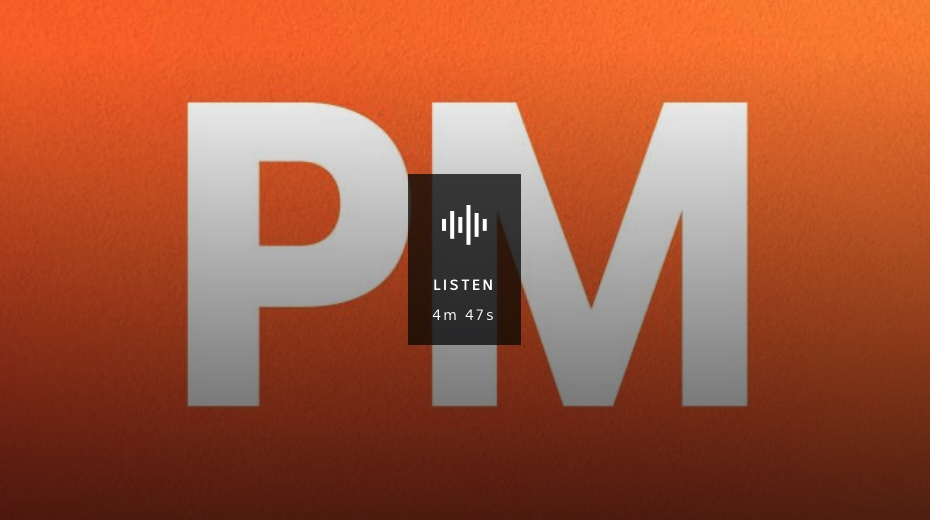 ABC Radio PM logo