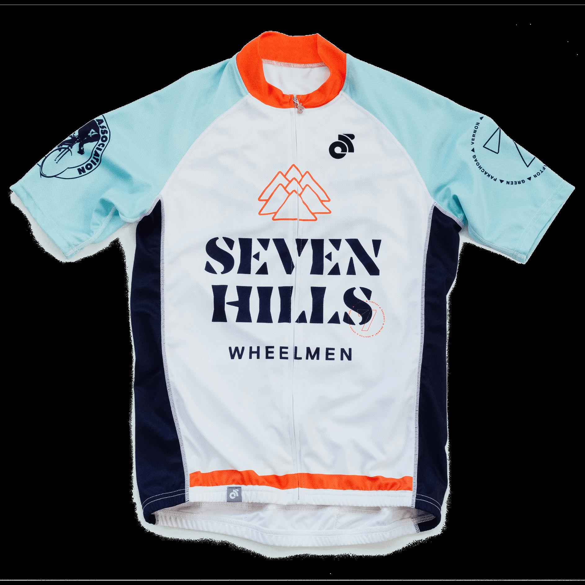 Seven Hills Wheelmen Cycling Jersey