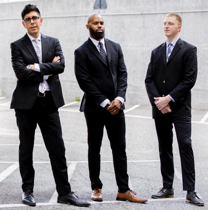 Joshua Espinoza trio.