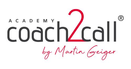 Logo coach2call academy