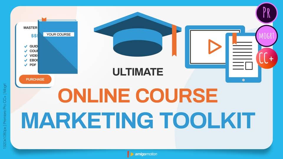 Course Webinar eBook Pack PR