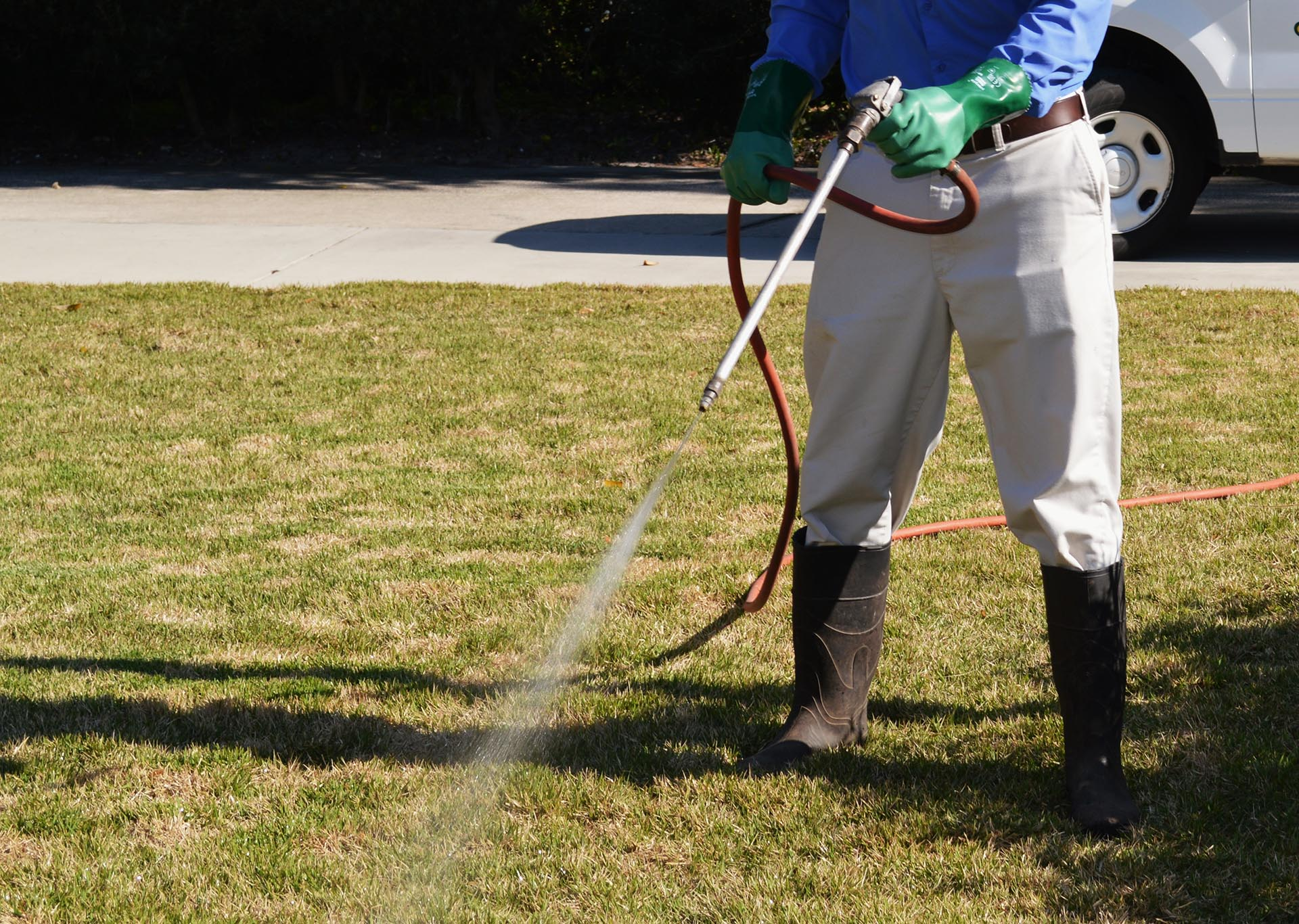 Fertilization and Weed Control