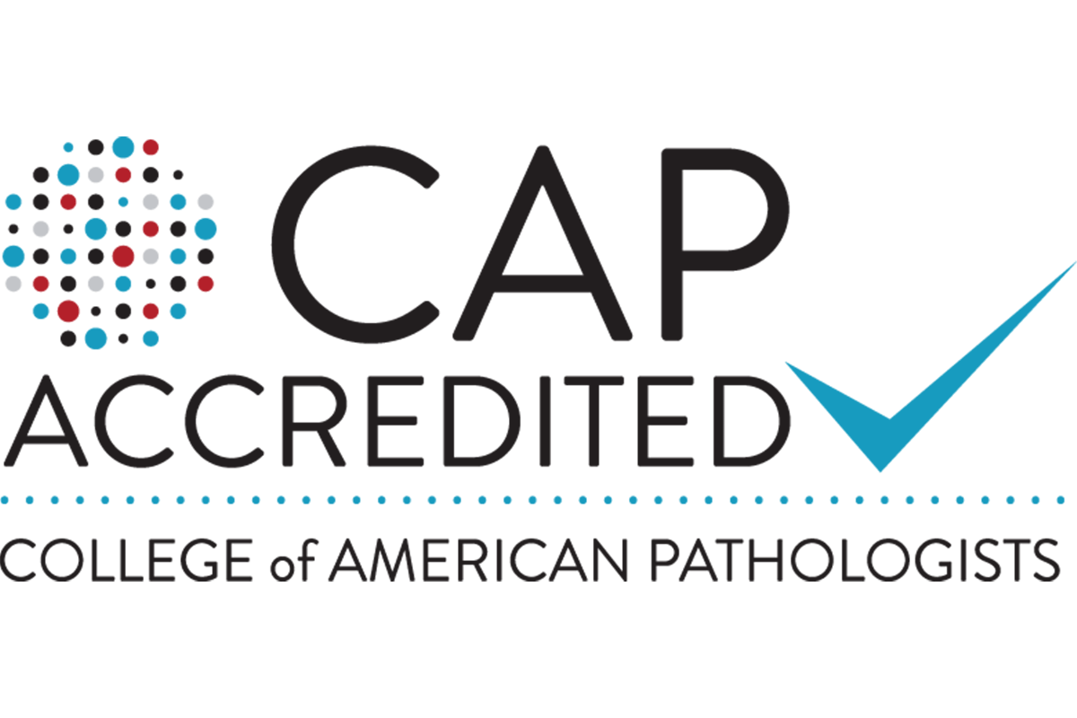 Molecular Lab - College of American Pathologists (CAP) Accredited COVID testing lab