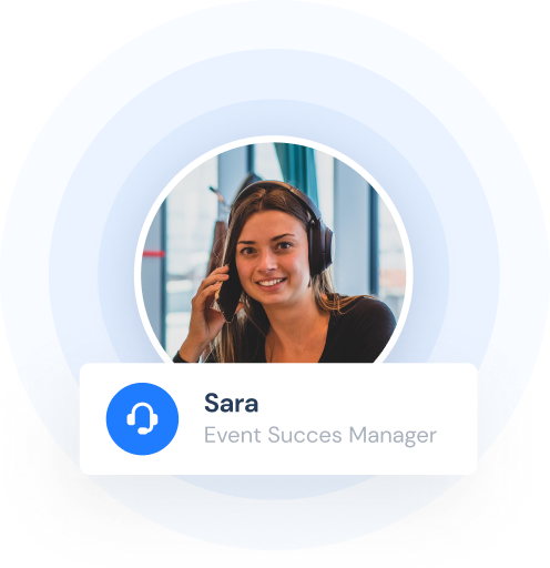 Sara Rosseels: event success manager