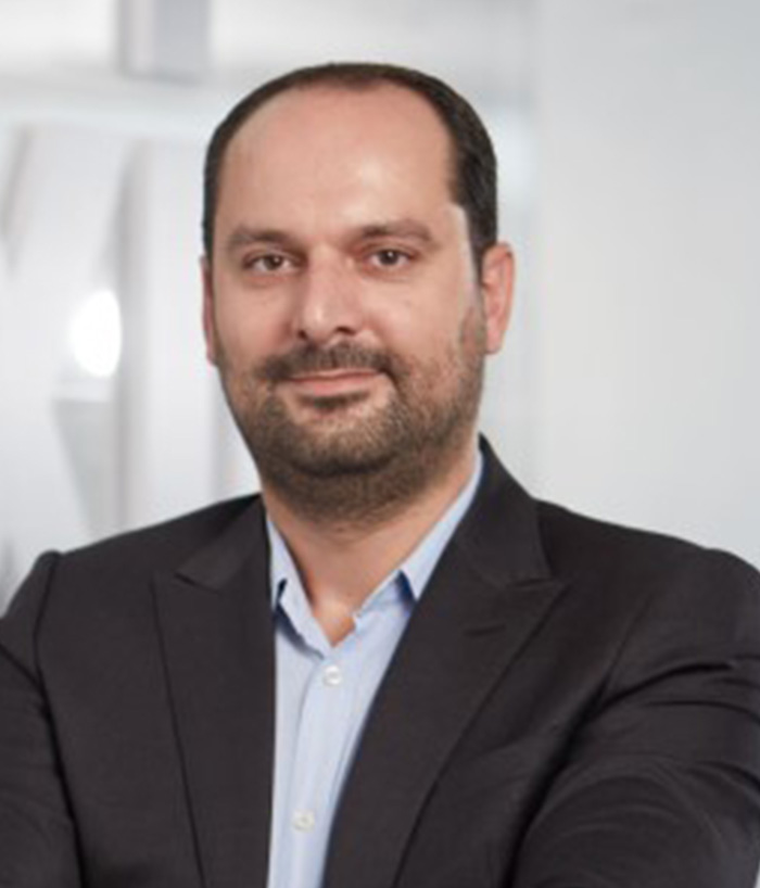Dr. Firat Yerlikaya, Co-Founder Galventa AG and Managing Director Elixir Pharmaceutical
