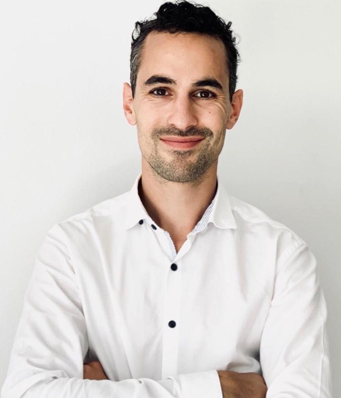 Dario Dornbierer, Co-Founder and CSO of Galventa AG