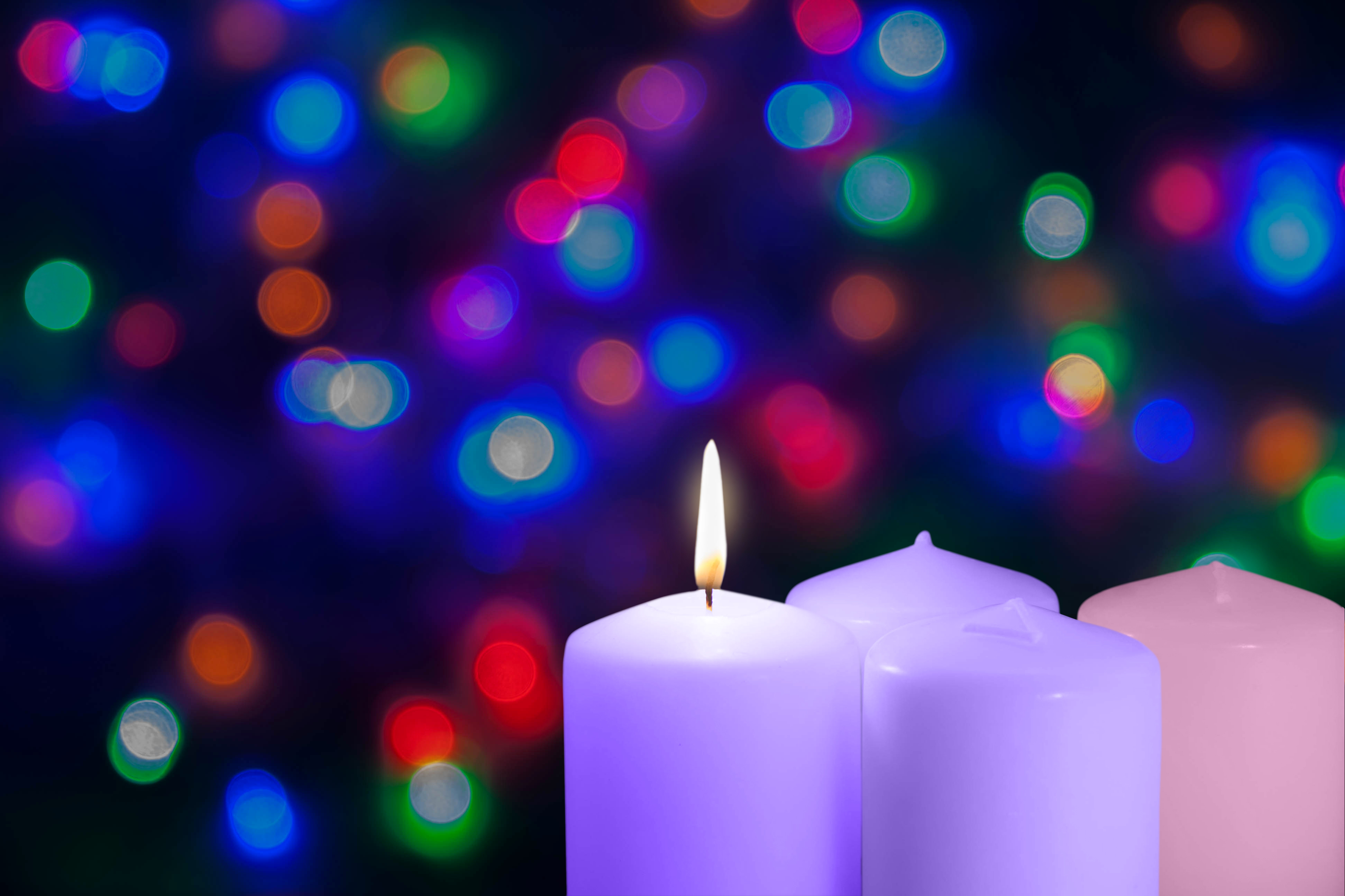 Advent, Christmas and the church online