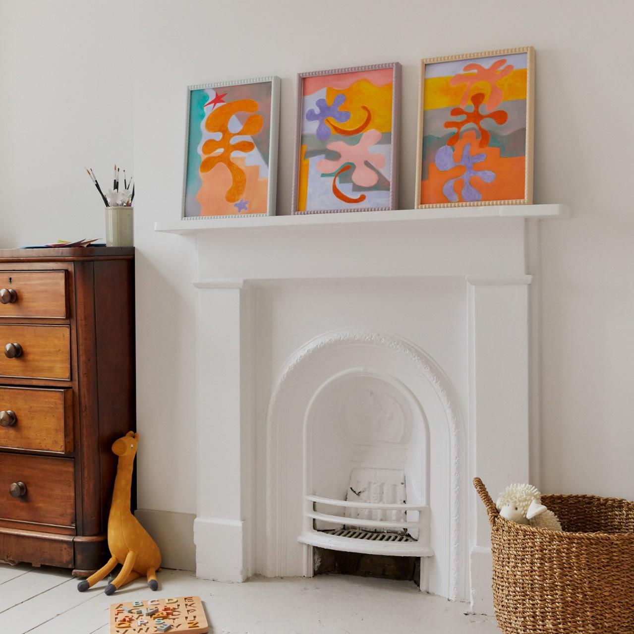 Carla Uriarte's Triptych