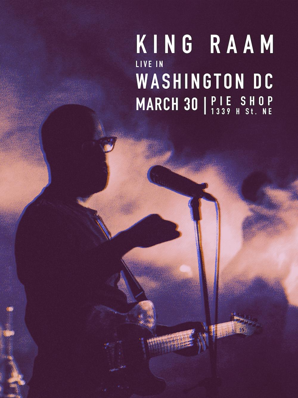 King Raam - US Tour 2020