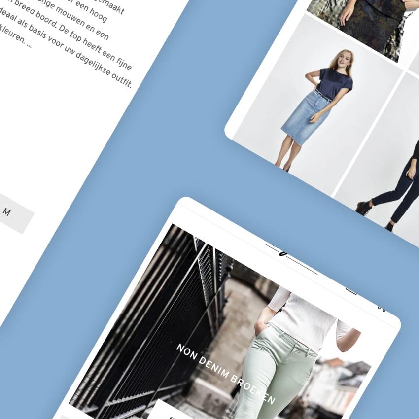 Shopify Webshop Development