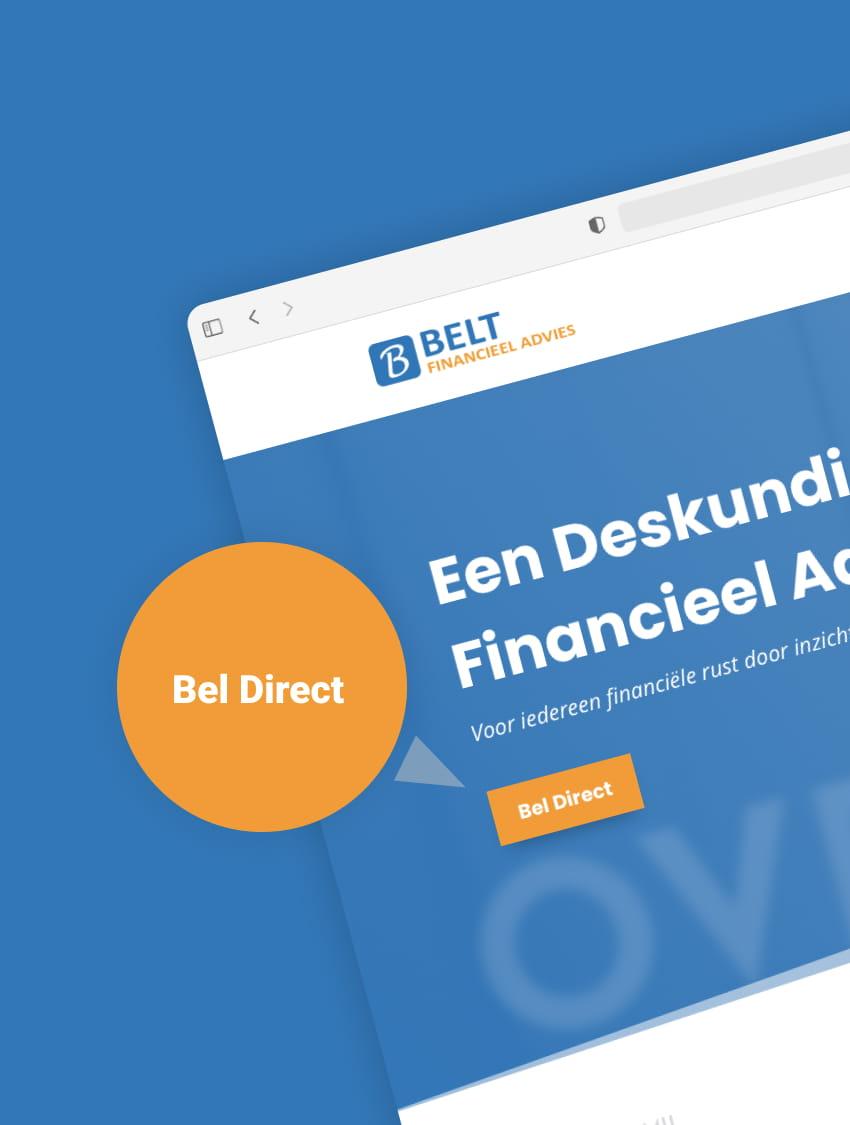 Website Development | Financial