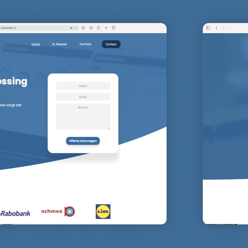 Website Development & Branding