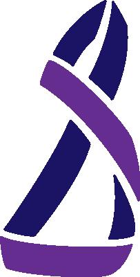 Logo Beispiel B basierend auf eine Endlosschleife