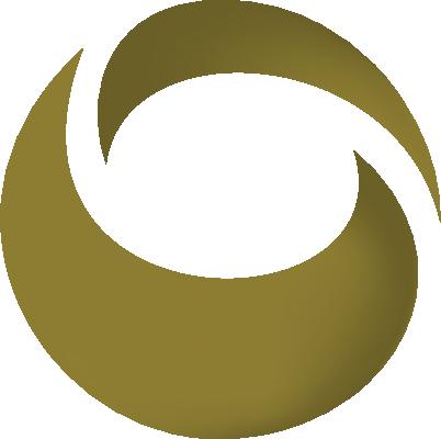 Logo Beispiel O basierend auf eine Endlosschleife