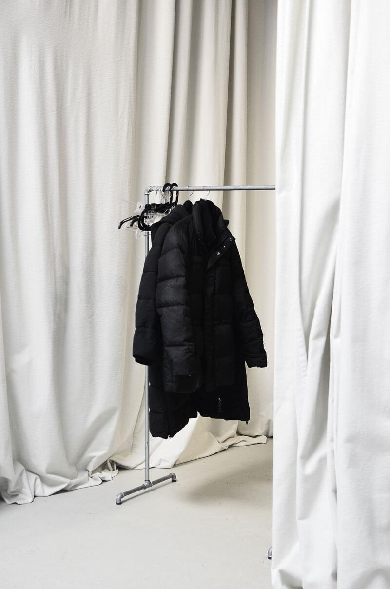Produktfoto von Kleidung