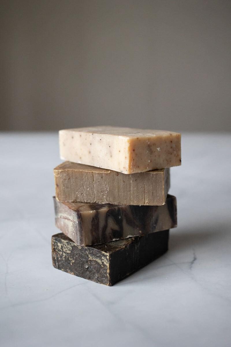 Produktfoto von Seife