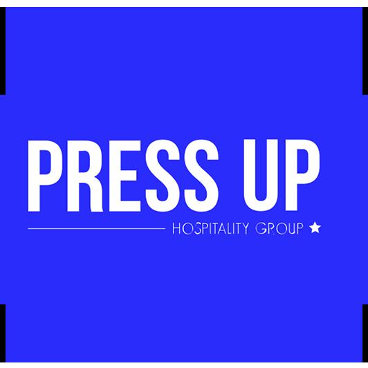 Pressup Inverted Logo
