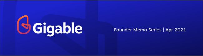 Gigable Founder Memo #001 Uber, the Gig Economy & Economic Growth