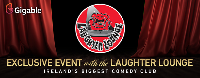Laughter Lounge Event