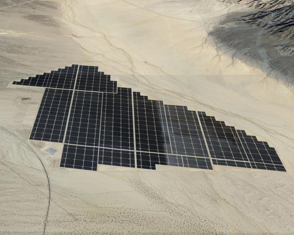 Desert Sunlight Solar Plant