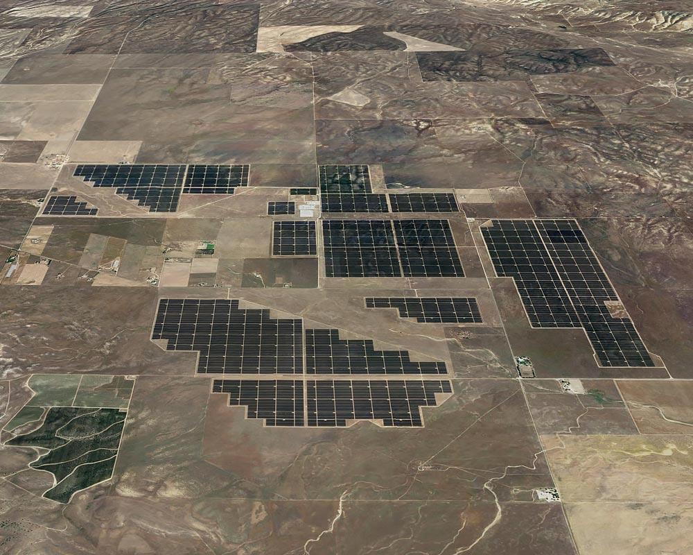 Topaz Solar Plant