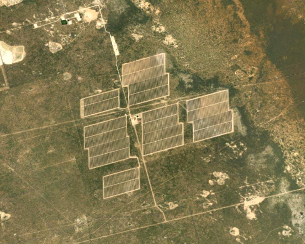 Phoebe Solar Plant