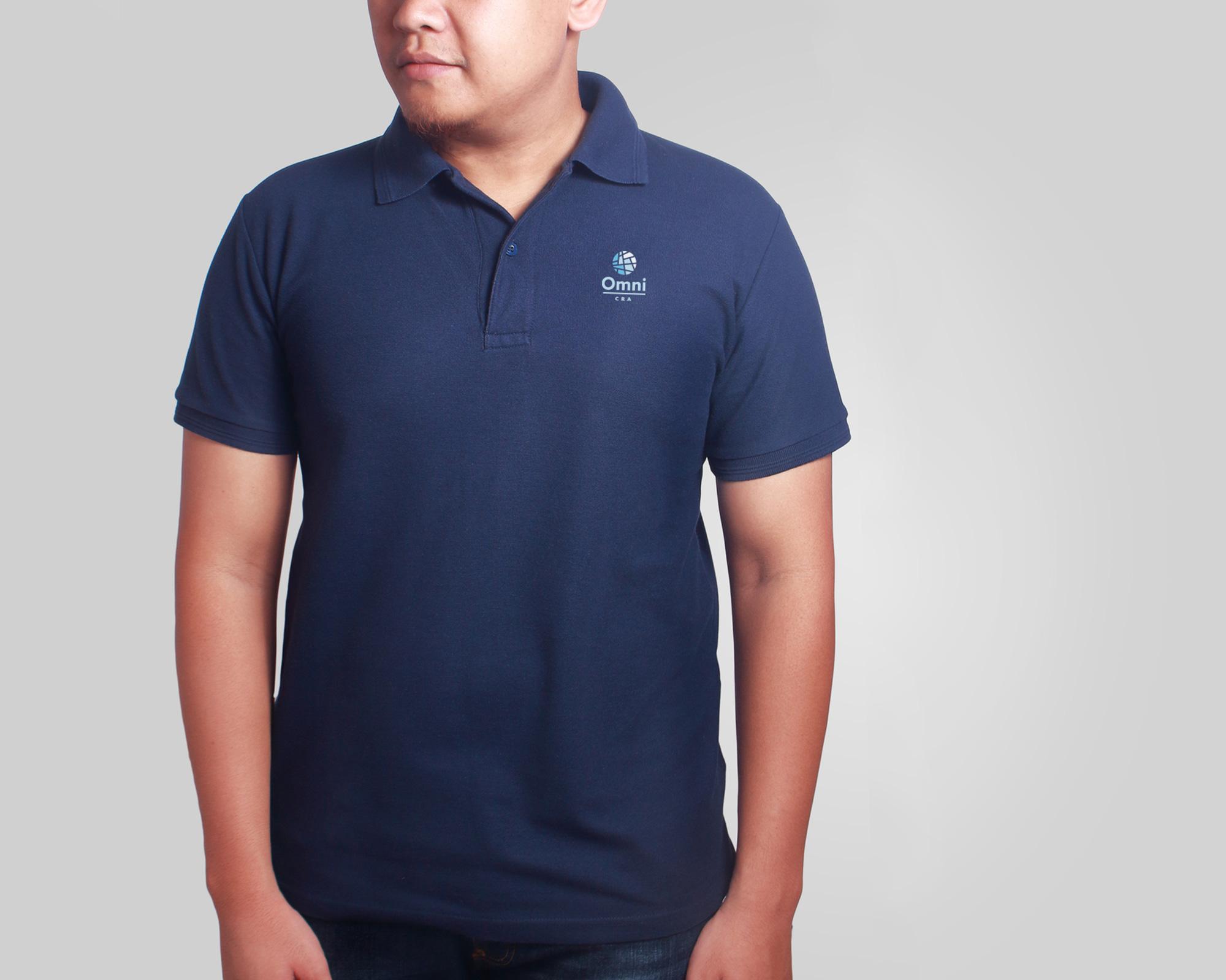 Omni CRA polo shirt design