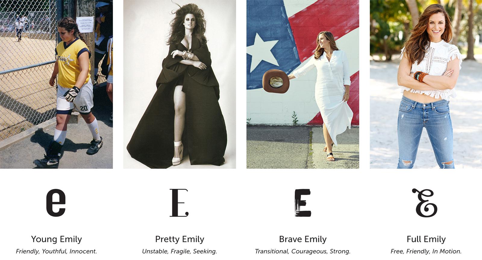Emily Nolan: four phases of emily