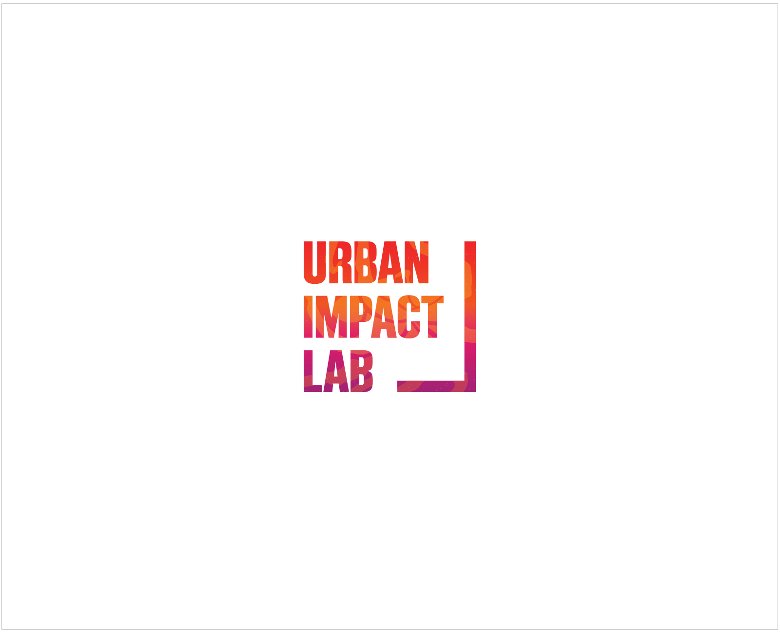 Urban Impact Lab logo in color
