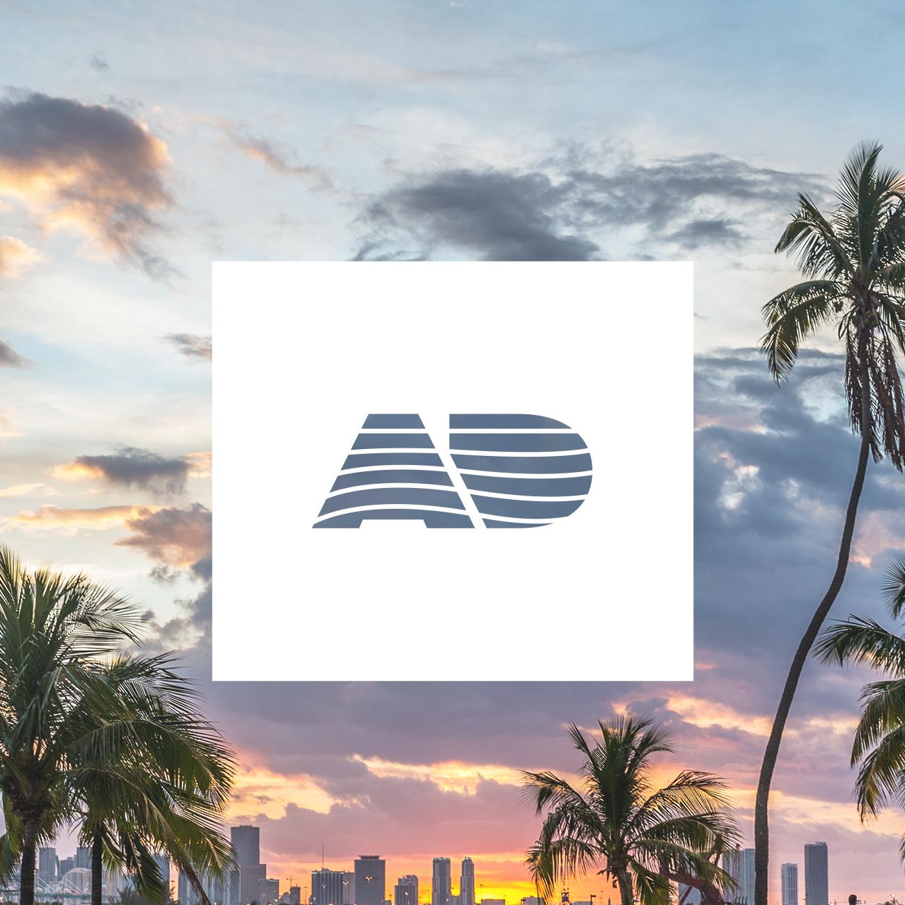 Branding and book design for AIA Miami / Miami Center for Architecture & Design