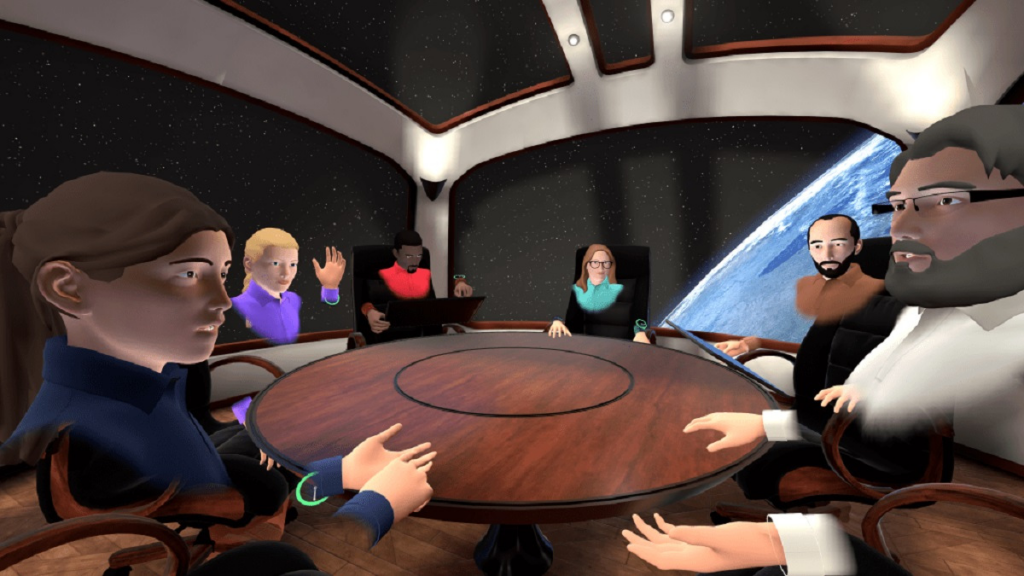 MeetinVR launches online VR meetings with 'superpowers'   VentureBeat