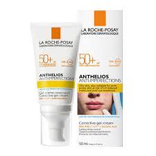 Kem chống nắng dành cho da dầu mụn La Roche-Posay Anthelios Anti-Imperfection 50ml