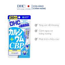 Viên uống Bổ sung Canxi DHC Calcium