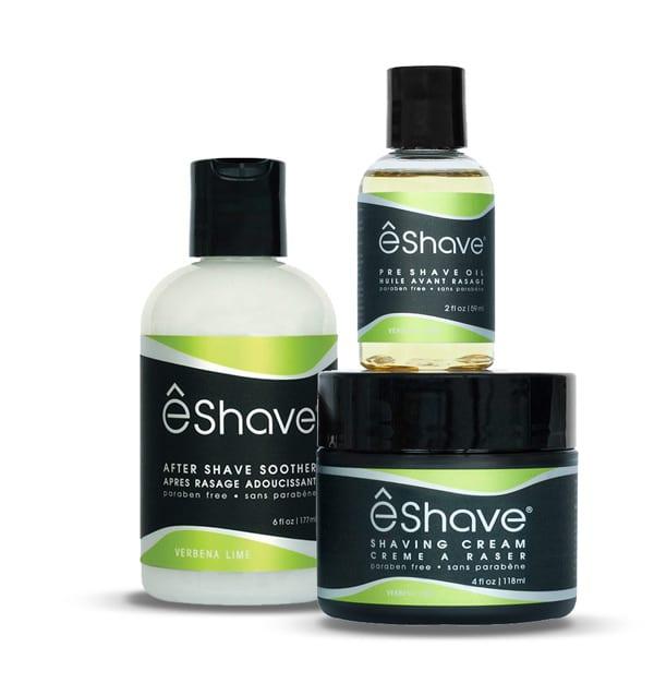 eShave Collection Verbena Lime