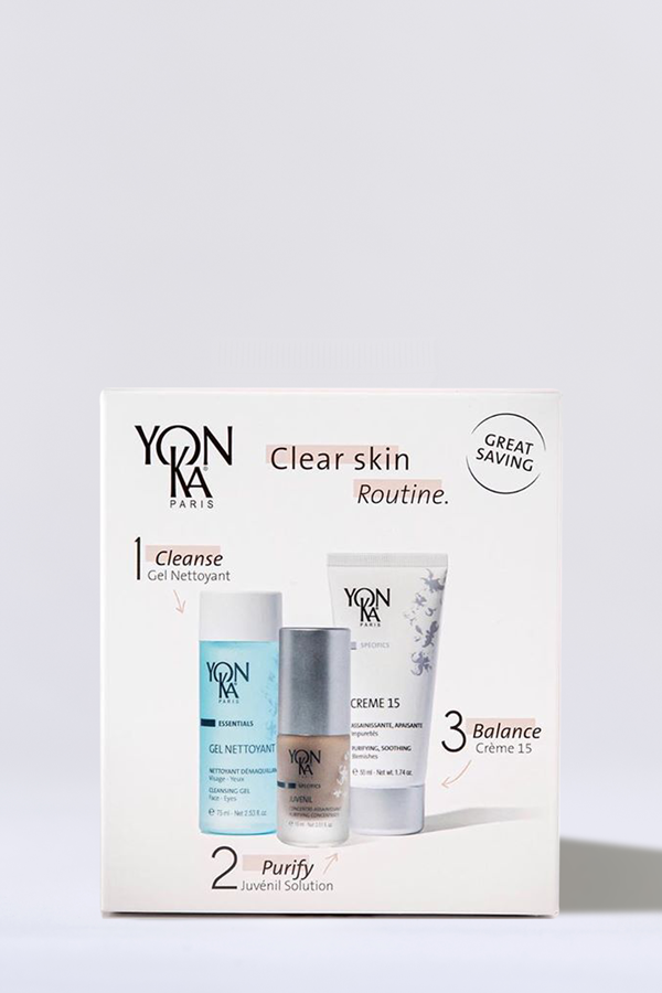 Yonka's Clear Skin Routine Value Set