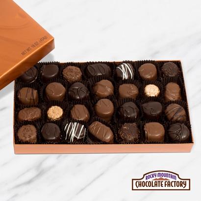 Edible Arrangements Soft Center Chocolates Gift Box