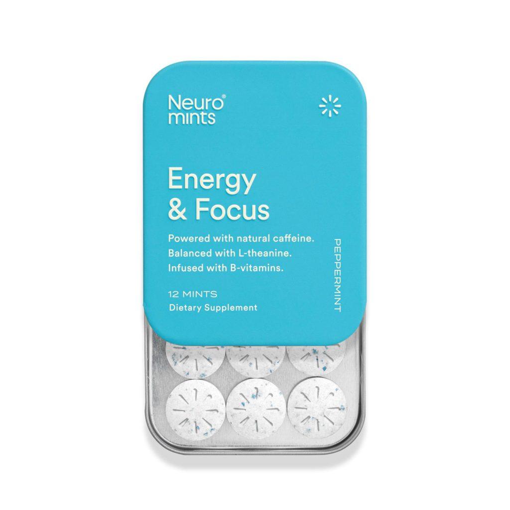 Neuro's Energy & Focus Peppermints
