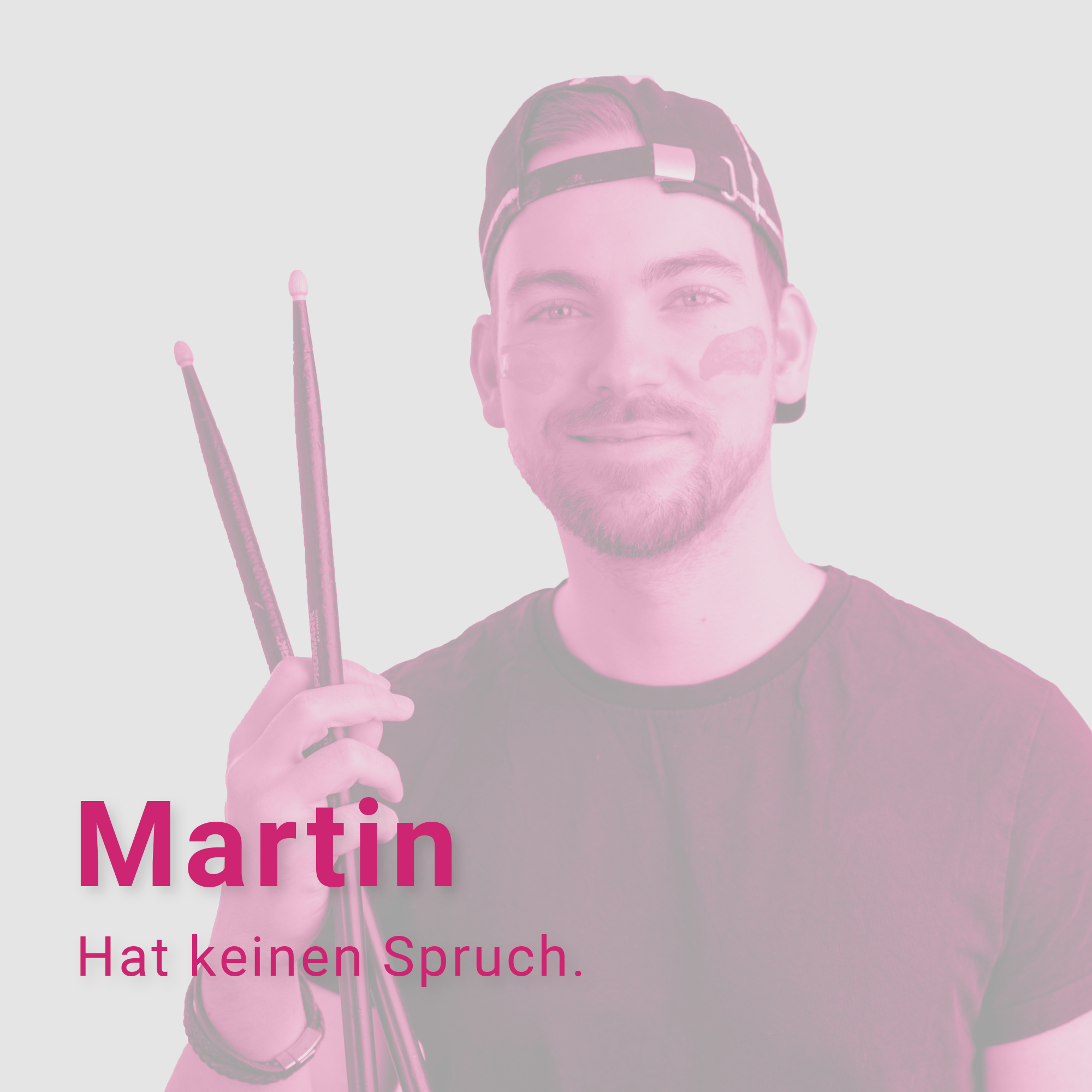 Martin Schlagzeug