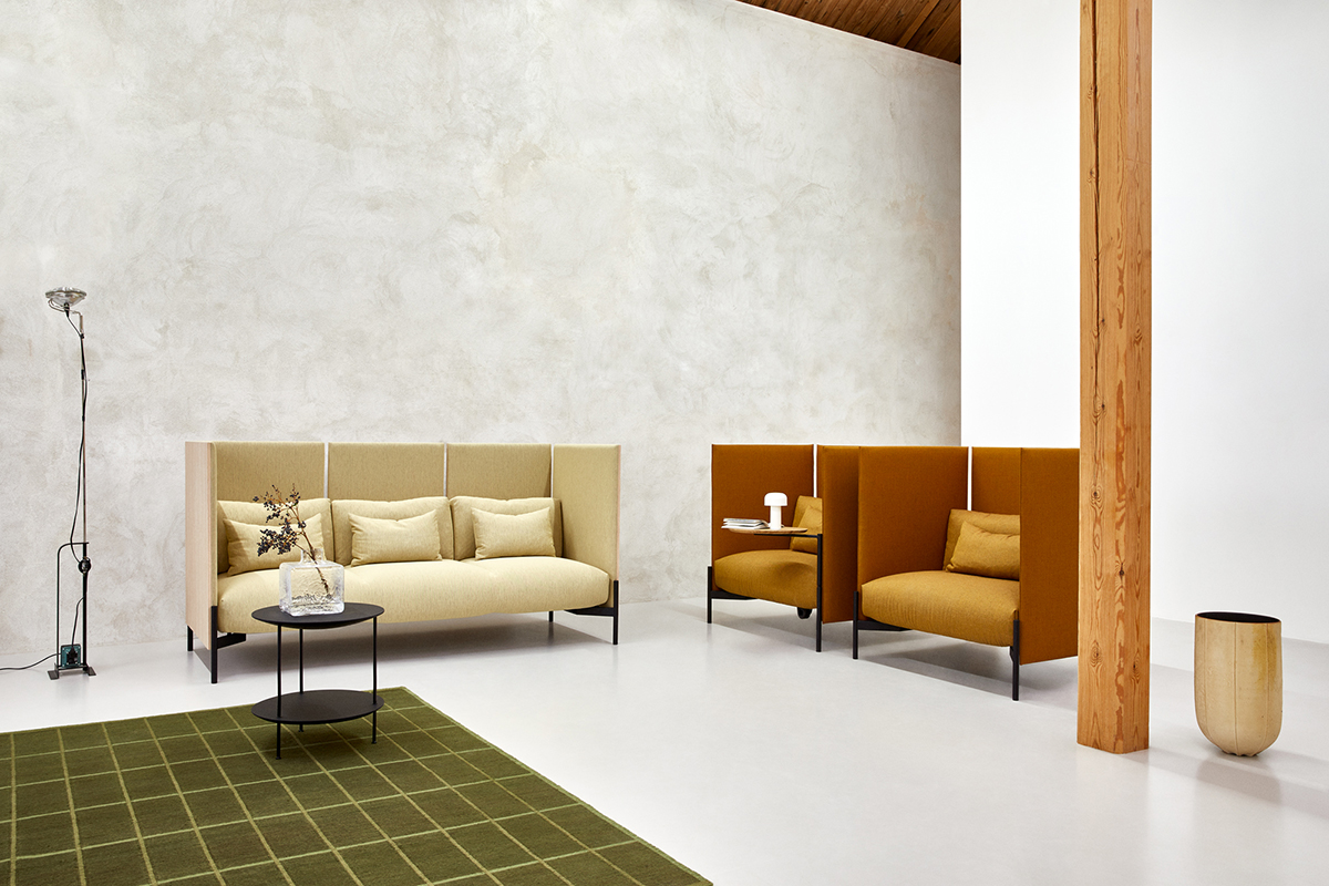 Introducing Fragment Modular Seating System for Fogia