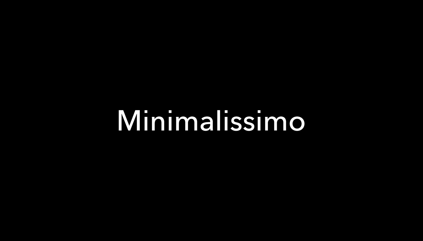 Vessel featured on Minimalissimo