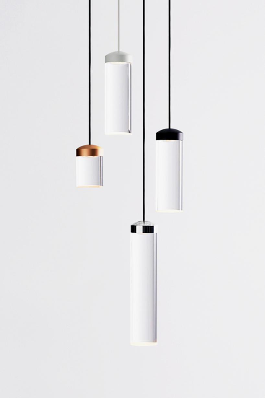 Todd Bracher Designs an Optically Optimized, Glare-Free LED Pendant