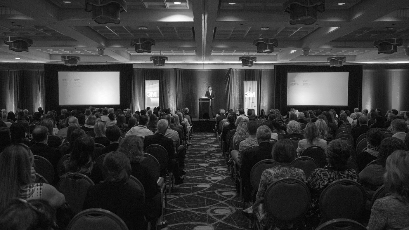 Todd Bracher Keynote's NeoCon