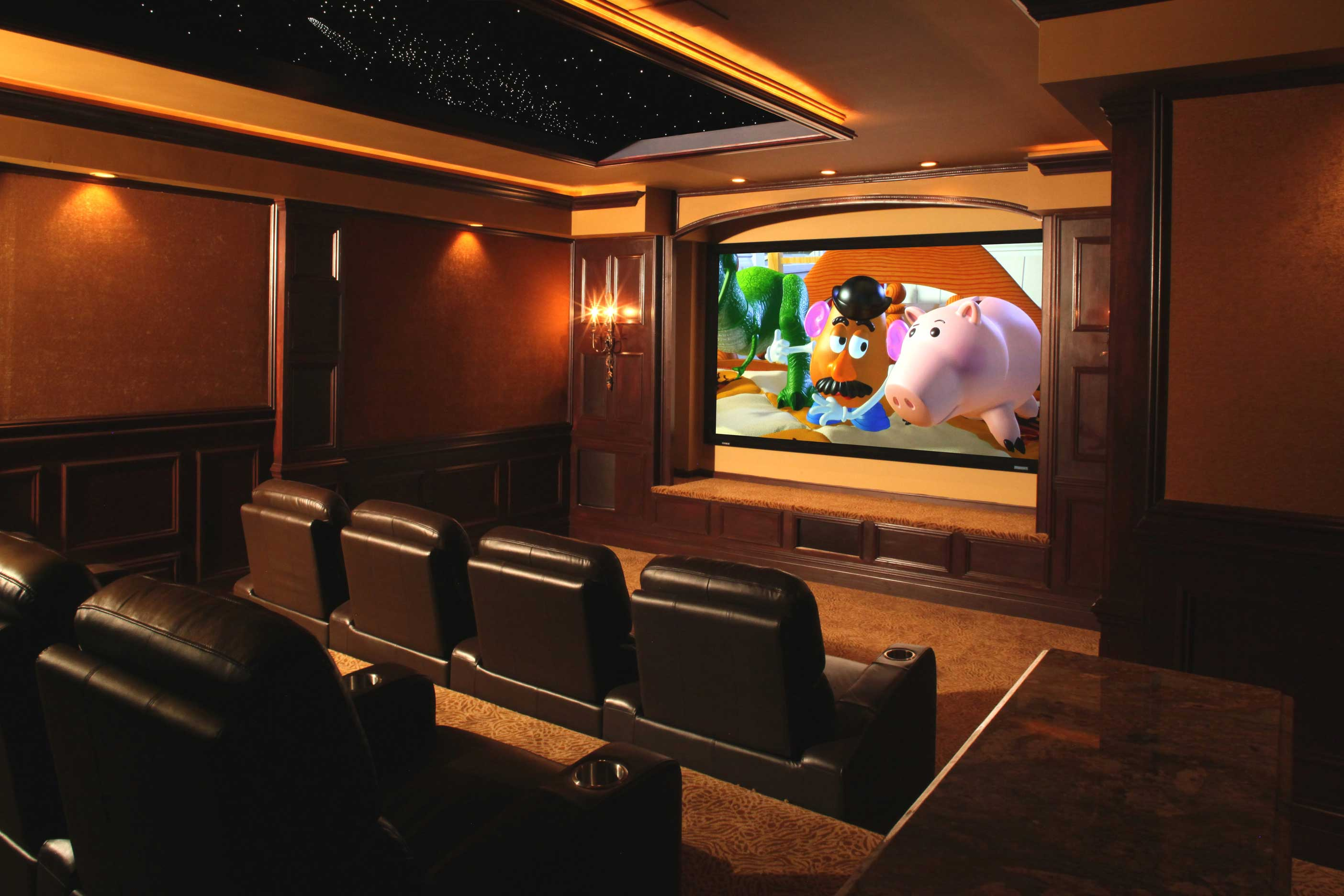 Luxury Smart Home Automation & Home Theater Services Image