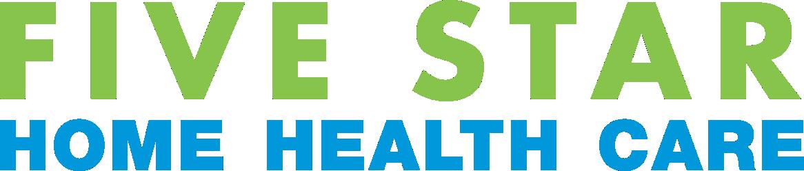 Five Star Home Health Care Company Logo